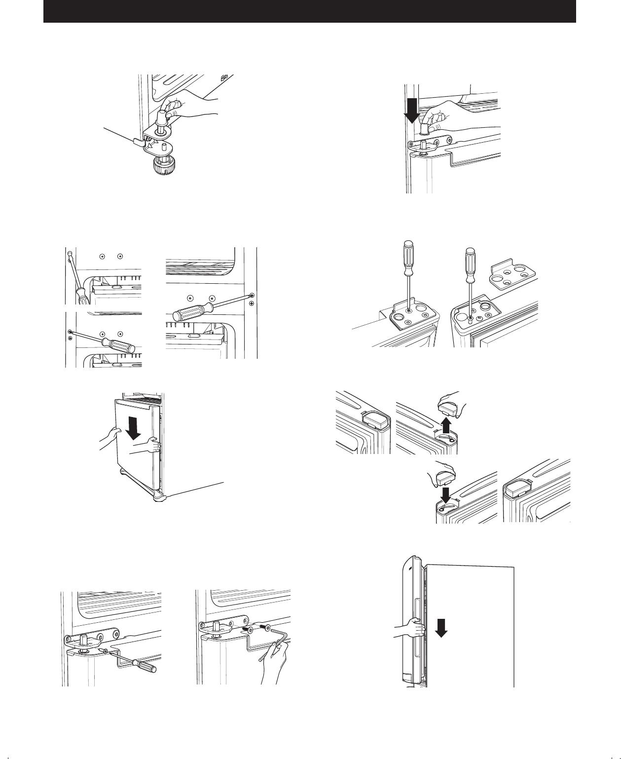 Page 14 of Samsung Refrigerator DA68-01921A User Guide
