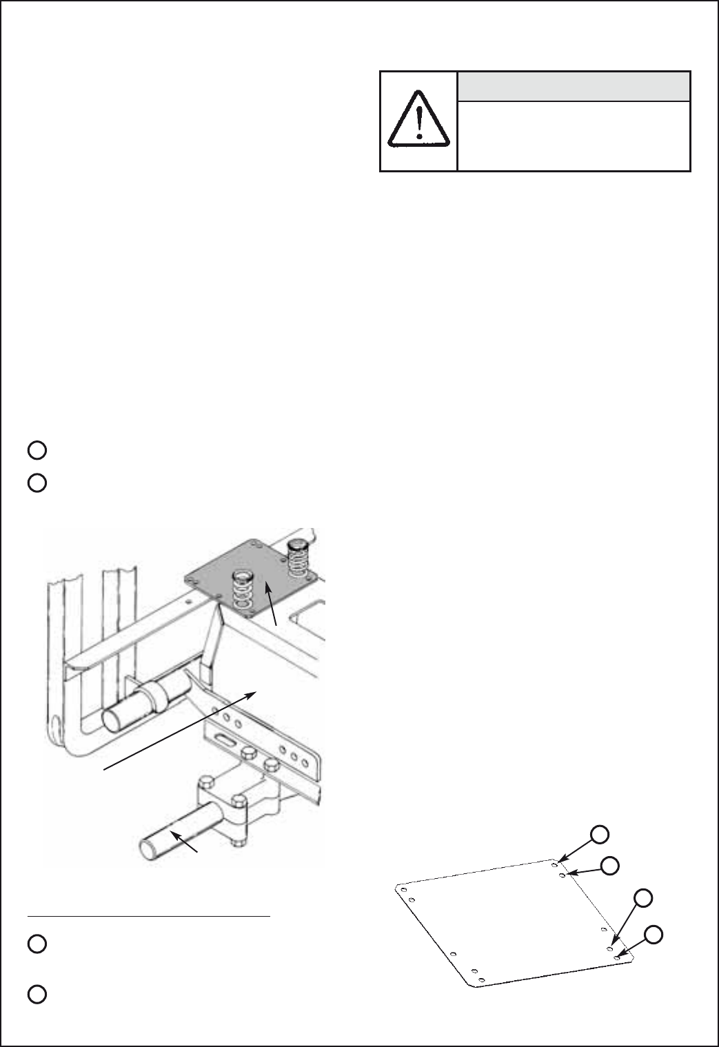 Page 6 of Rover Lawn Mower 108, 109 User Guide