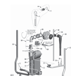 gas water heater parts diagram bradford white water heater parts bradford white water heater thermocouple [ 1045 x 1417 Pixel ]