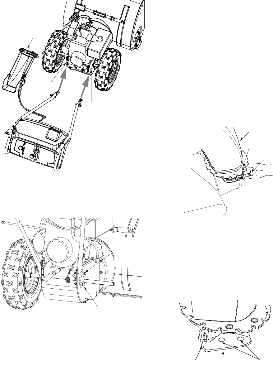 Page 7 of Sears Snow Blower 247.88853 User Guide