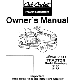 cub cadet lawn mower 2135 user guide manualsonline comcub cadet 2135 wiring diagram 6 [ 1213 x 1568 Pixel ]
