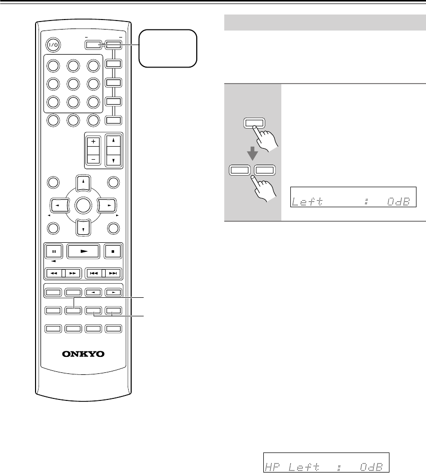 Page 44 of Onkyo Stereo Receiver TX-SR304 User Guide