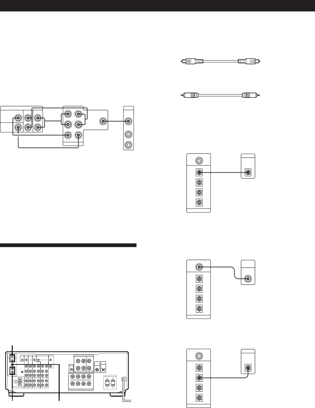 Page 10 of Sony Stereo System STR-DE715 User Guide