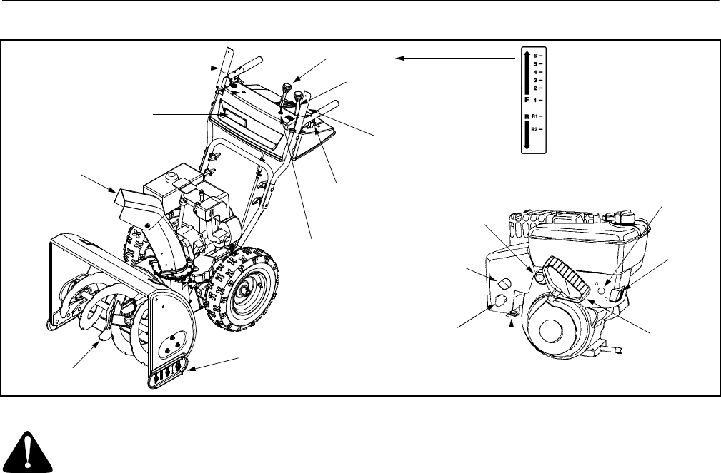 Page 7 of Cub Cadet Snow Blower 1130 SWE User Guide