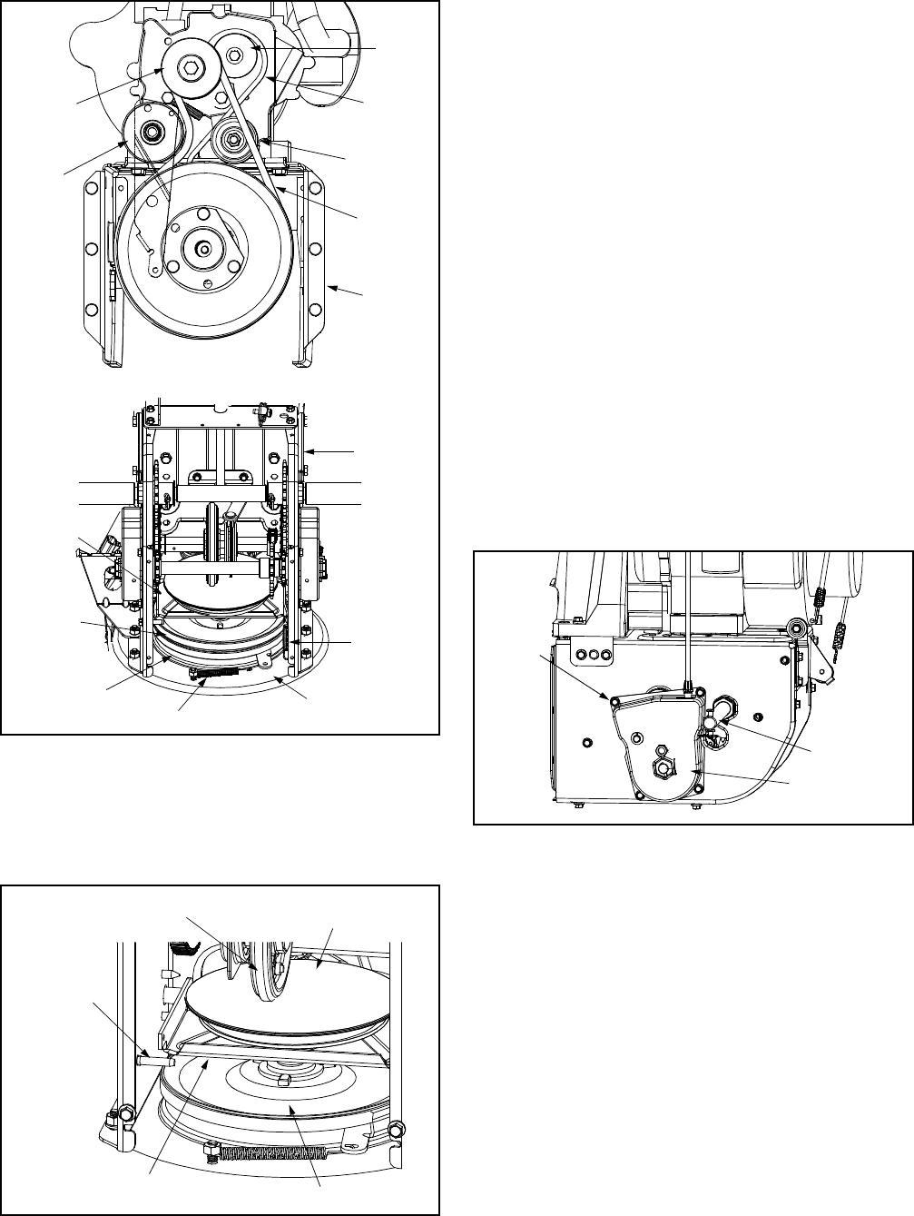 Page 13 of Cub Cadet Snow Blower 1130 SWE User Guide