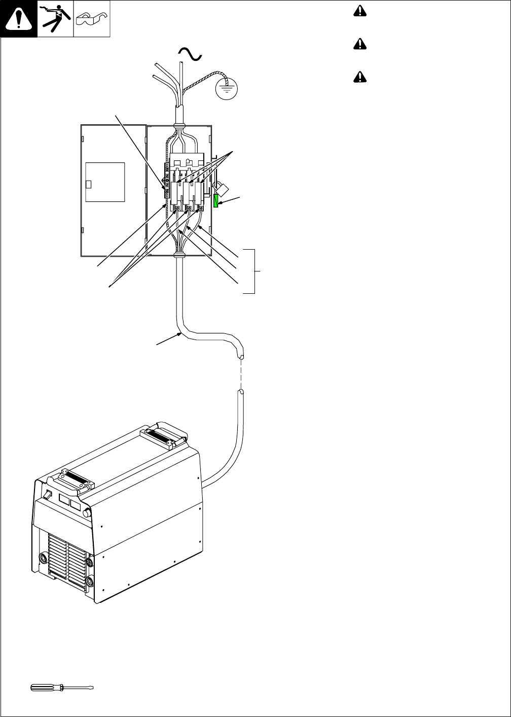 Page 25 of Miller Electric Welder XMT 304 CC/CV User Guide