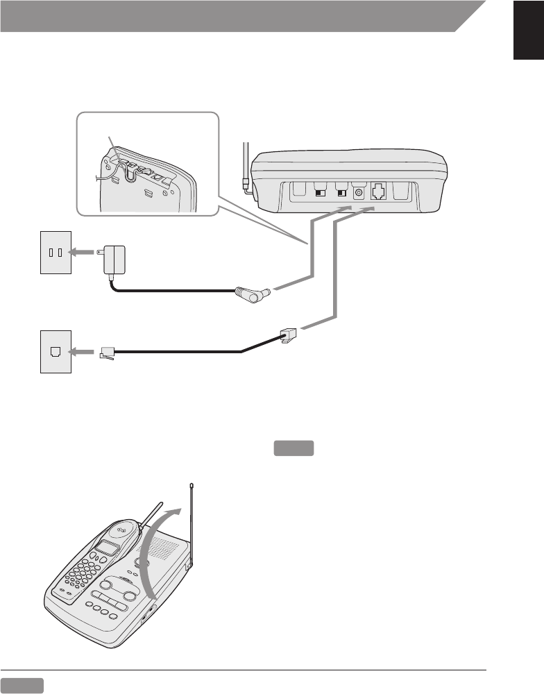 Page 7 of Uniden Cordless Telephone EXAI 7980 User Guide