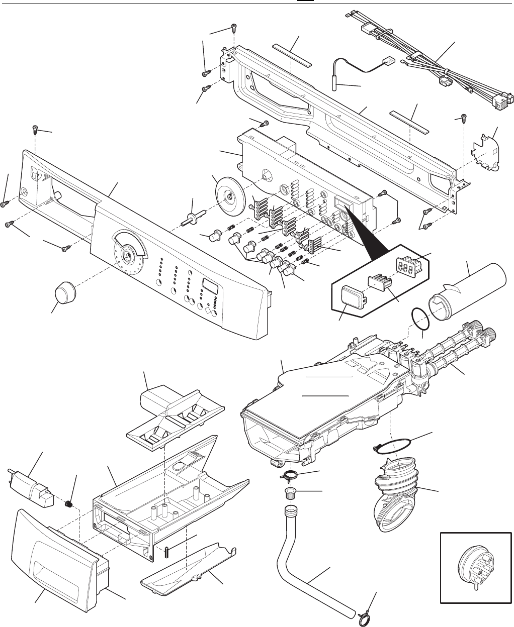 Page 2 of Sears Washer 417.44092500 User Guide