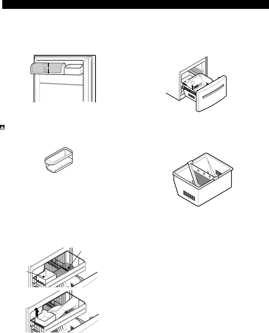 Page 24 of LG Electronics Refrigerator LBC2252 User Guide
