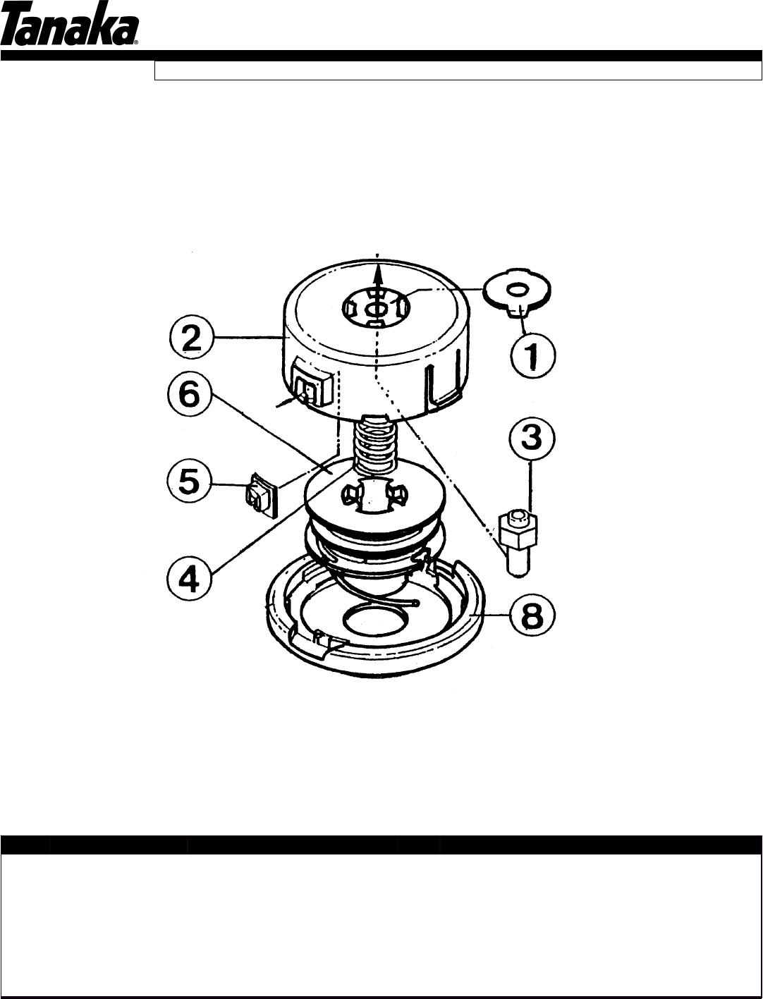 Page 16 of Tanaka Trimmer TBC-2251 User Guide
