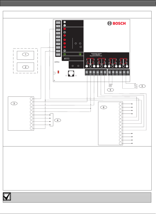 small resolution of d9412gv3 d7412gv3 operation and installation guide appendix a system wiring diagrams issue a