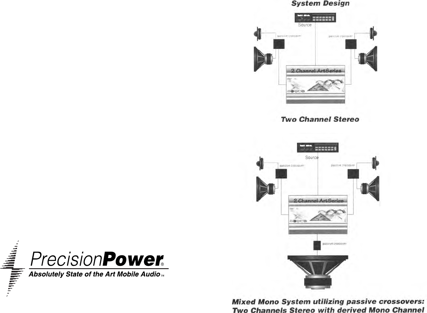 Page 11 of Clarion Stereo Amplifier A1200.2 User Guide