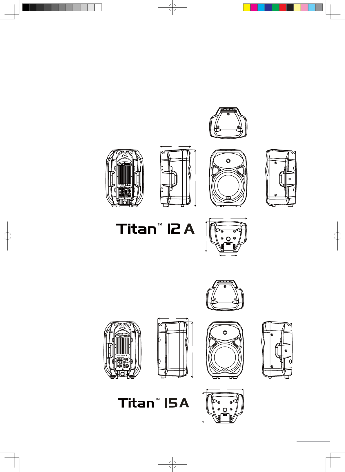 Page 5 of Wharfedale Speaker System SUB A12 User Guide