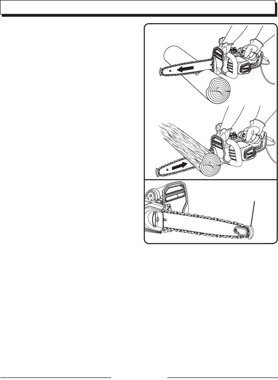 Page 6 of Homelite Chainsaw UT43103 User Guide