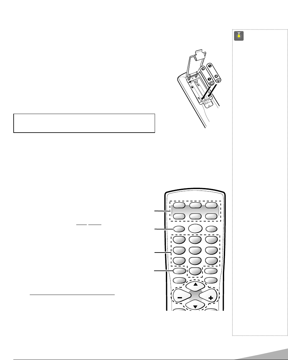 Page 7 of Sanyo Flat Panel Television DS27930 User Guide