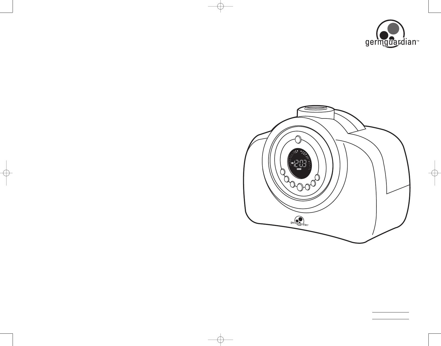 Guardian Technologies Humidifier H3010 User Guide