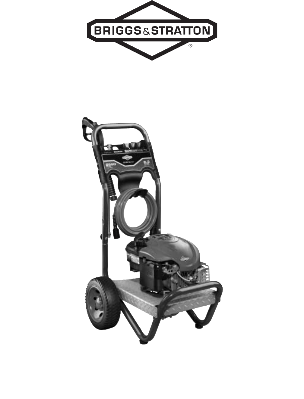 Briggs & Stratton Pressure Washer 20319 User Guide