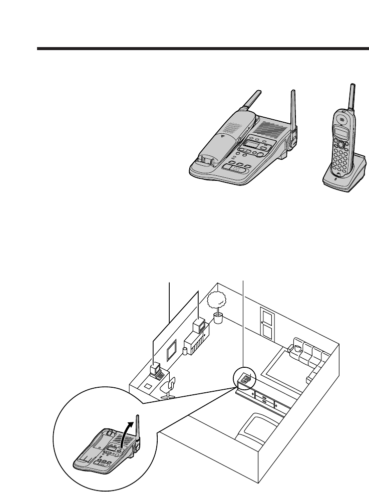 Page 6 of Panasonic Telephone TG2382PW User Guide