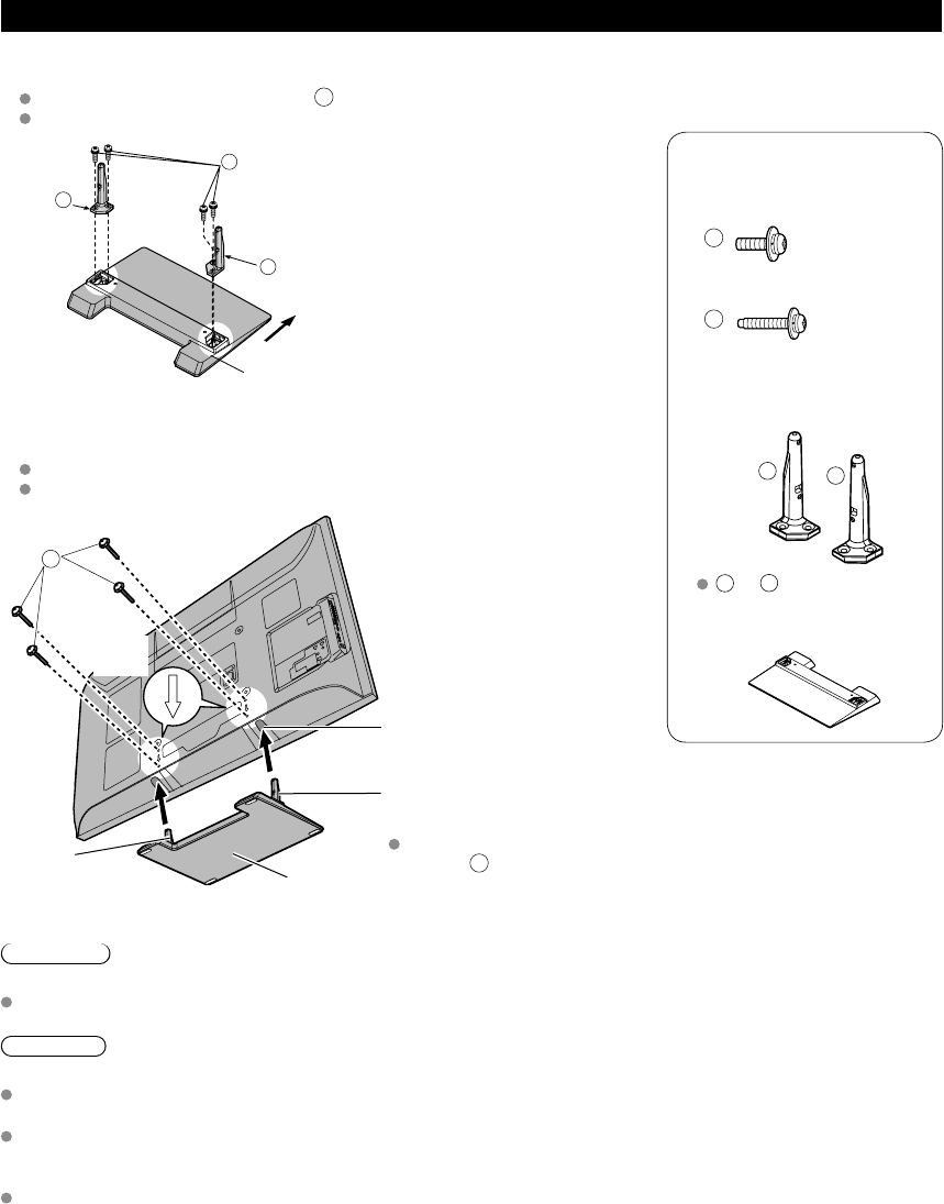Page 7 of Panasonic Flat Panel Television TC-42PX24 User