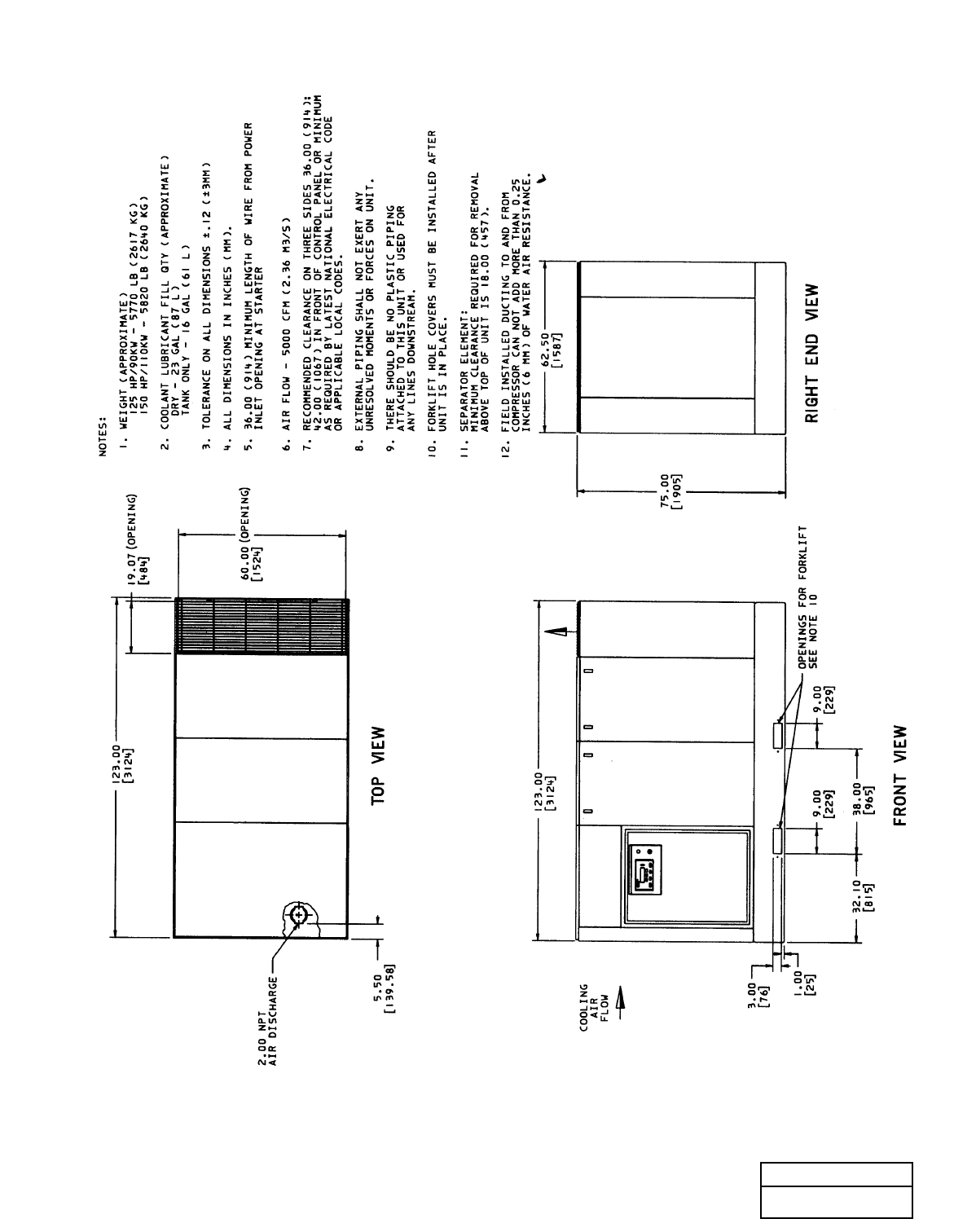 Page 58 of Ingersoll-Rand Air Compressor 125-200 HP/90-160