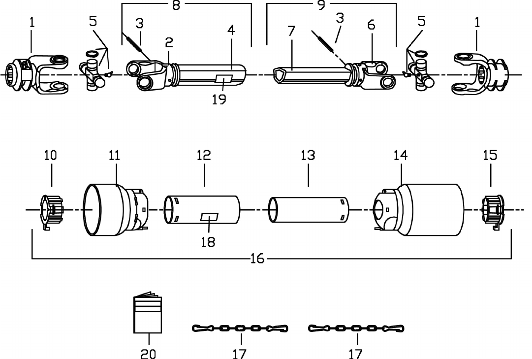 Page 56 of John Deere Lawn Mower GM1072E User Guide