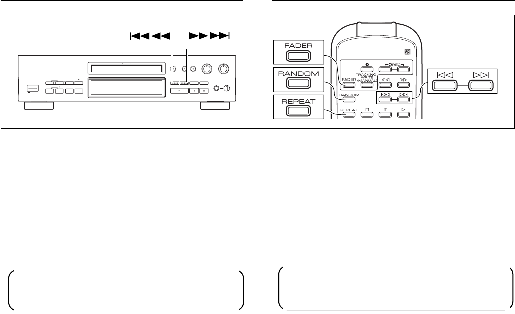 Page 90 of Pioneer CD Player PDR-555RW User Guide