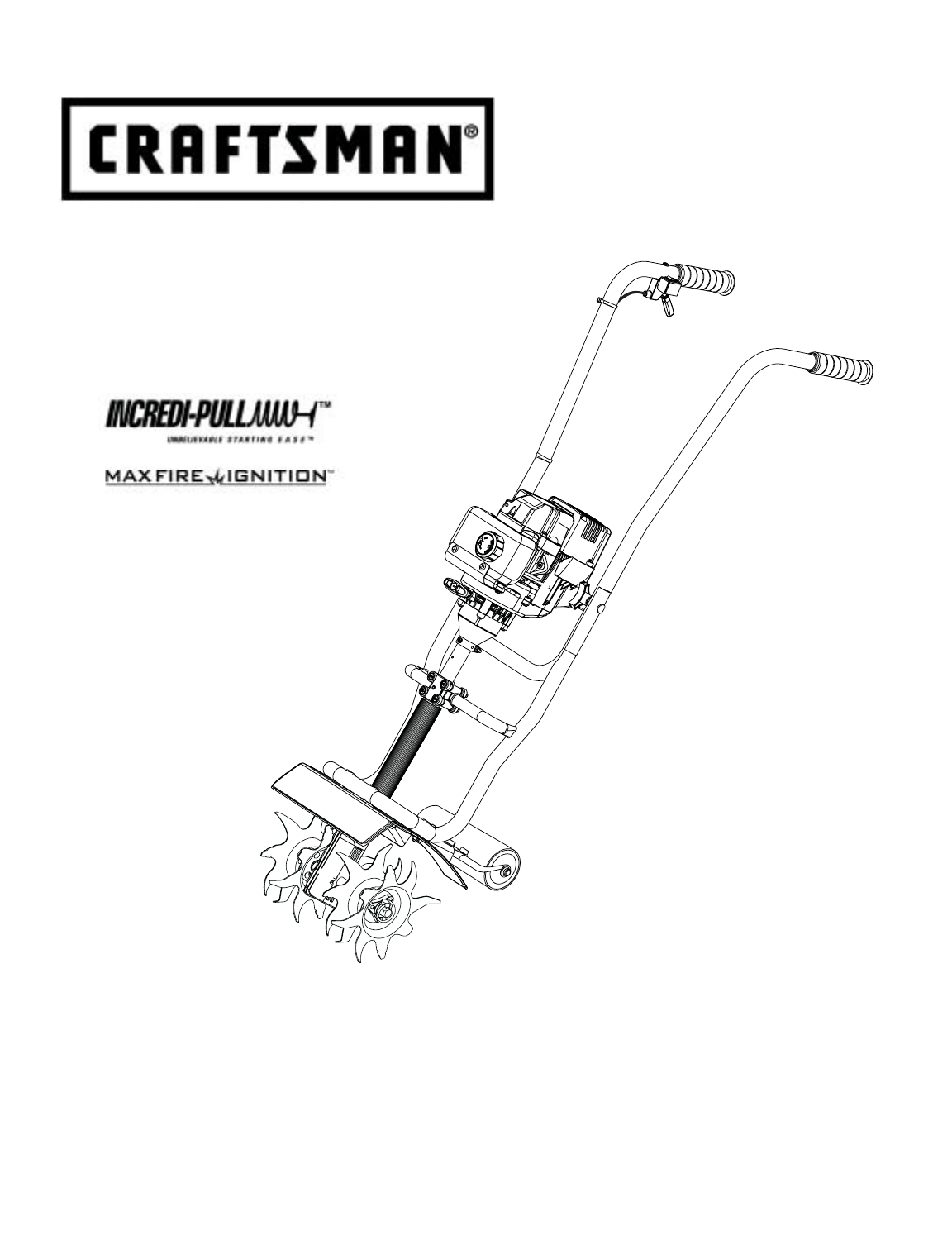 Download free software Craftsman 4 Cycle Tiller Manual