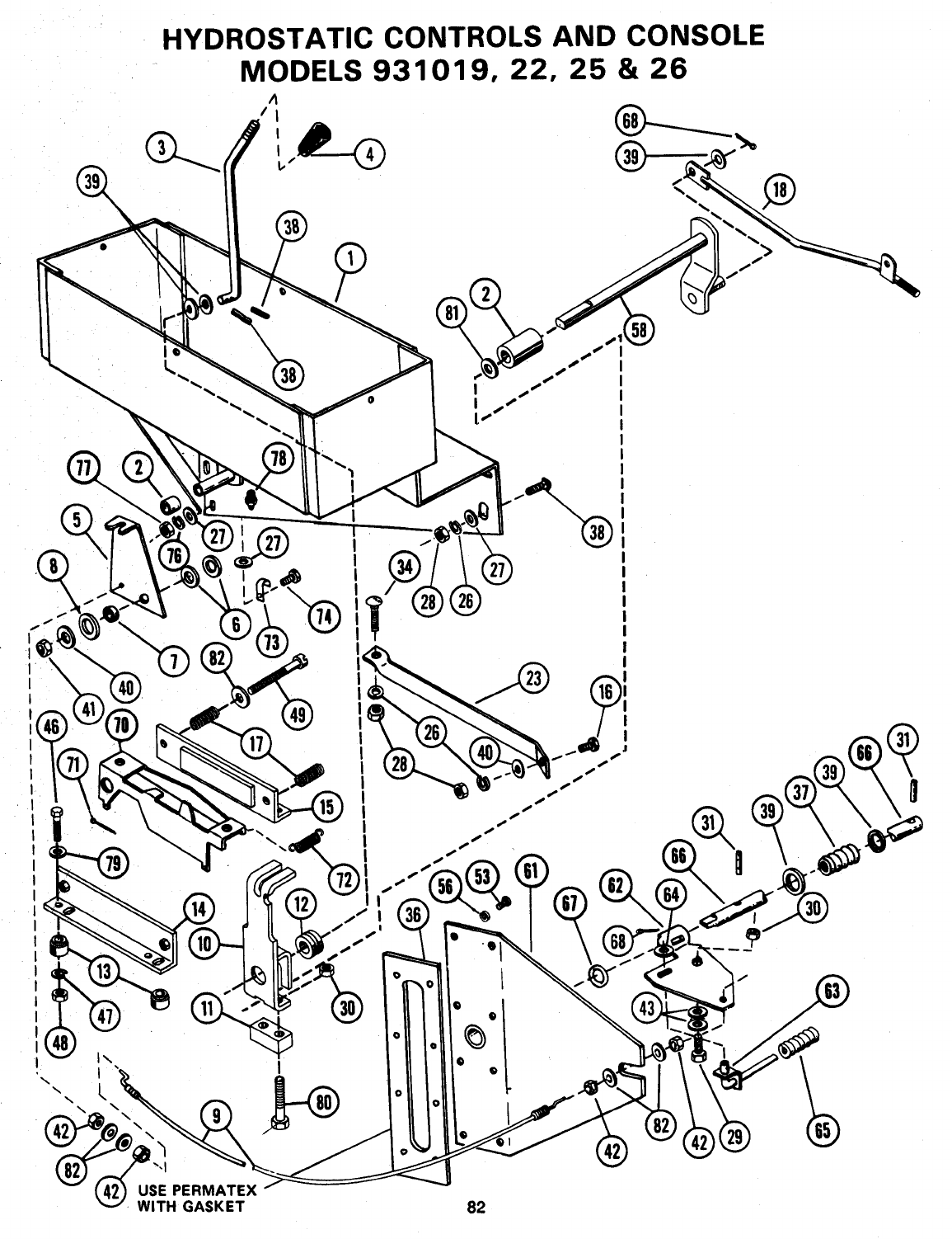 Page 83 of Ariens Lawn Mower 931 User Guide