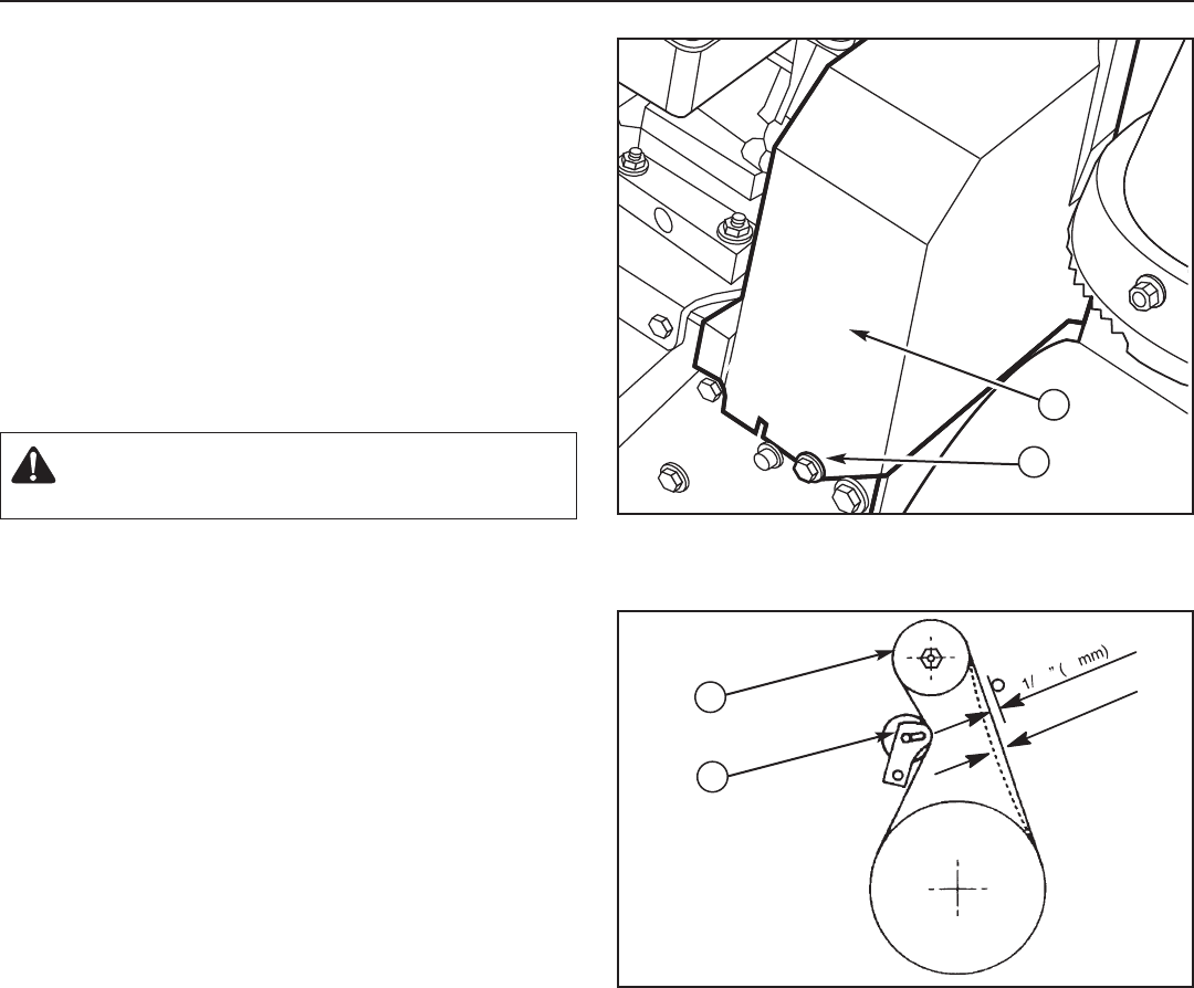 Page 24 Of Murray Snow Blower User Guide