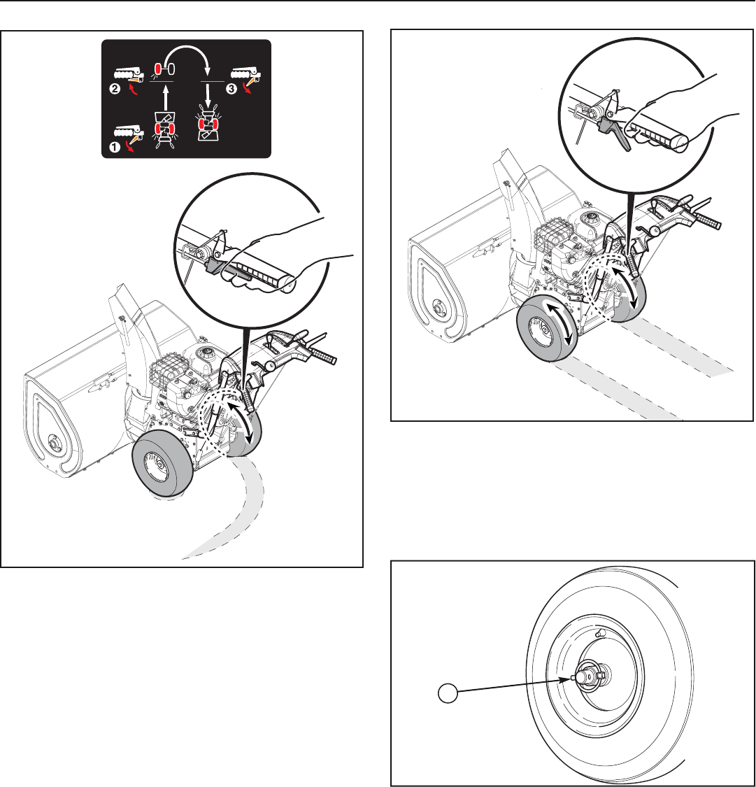 Page 48 of Murray Snow Blower 1695720 User Guide