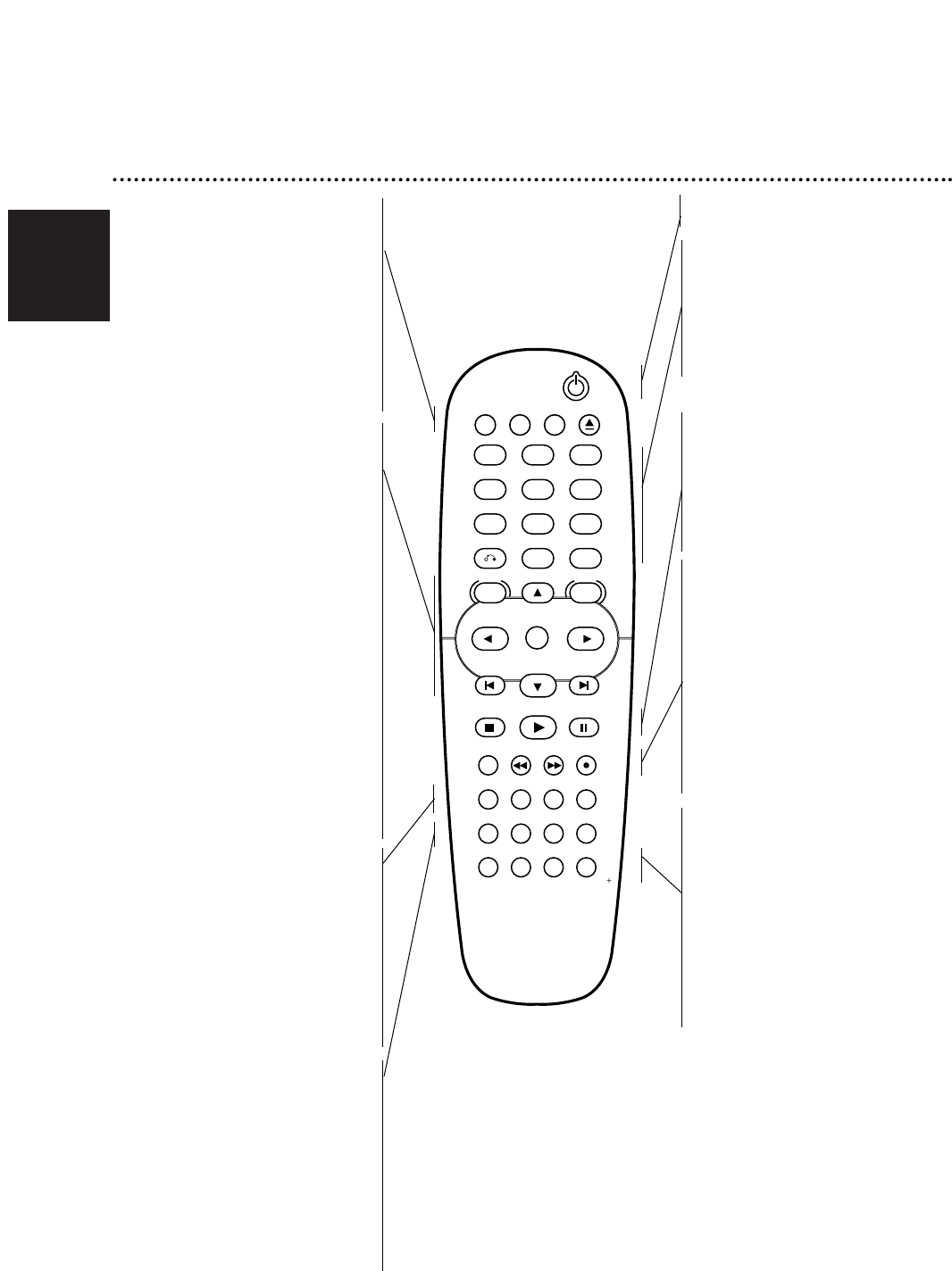 Page 14 of Philips DVD Recorder DVDR3320V User Guide