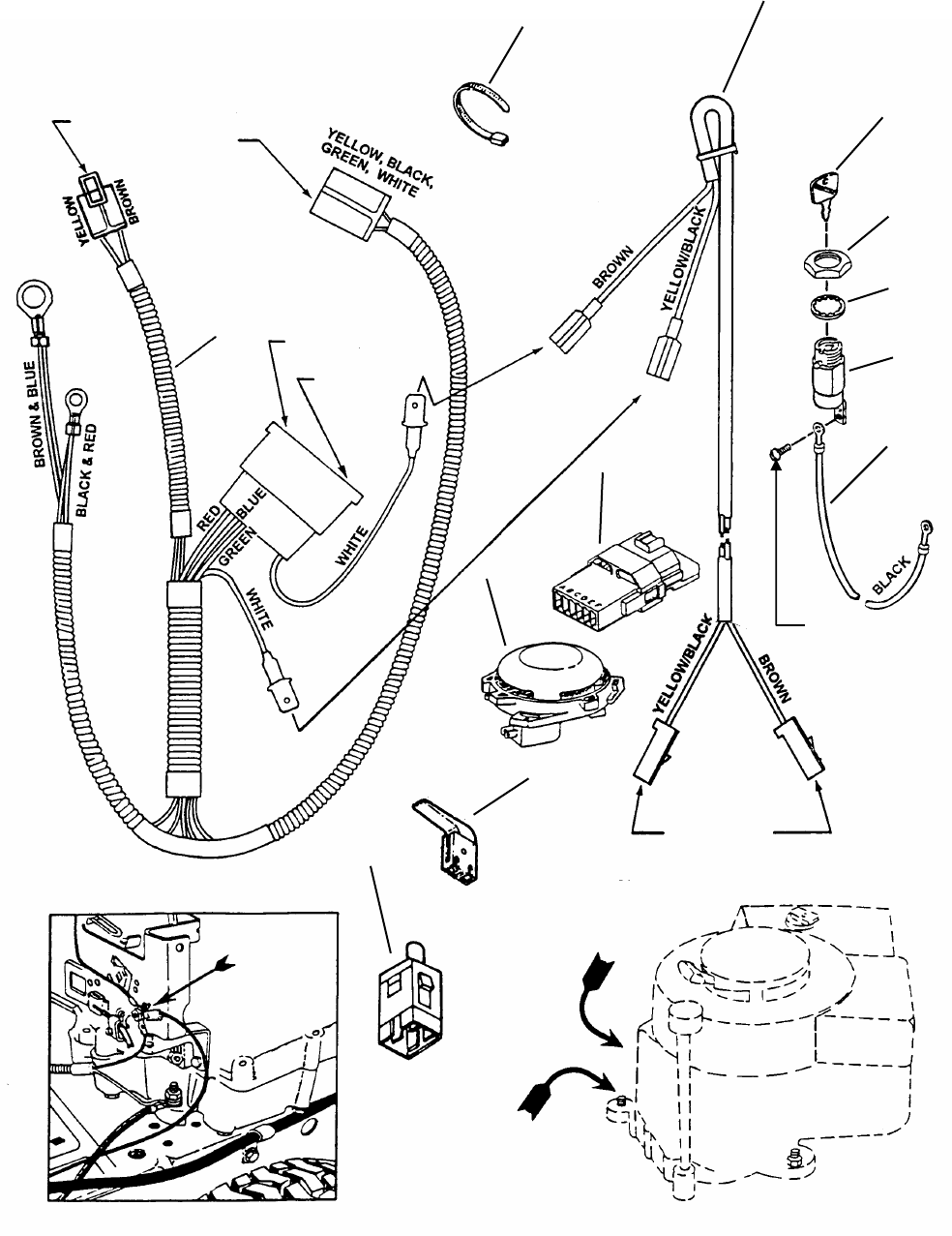 Page 30 of Snapper Lawn Mower M280921B User Guide