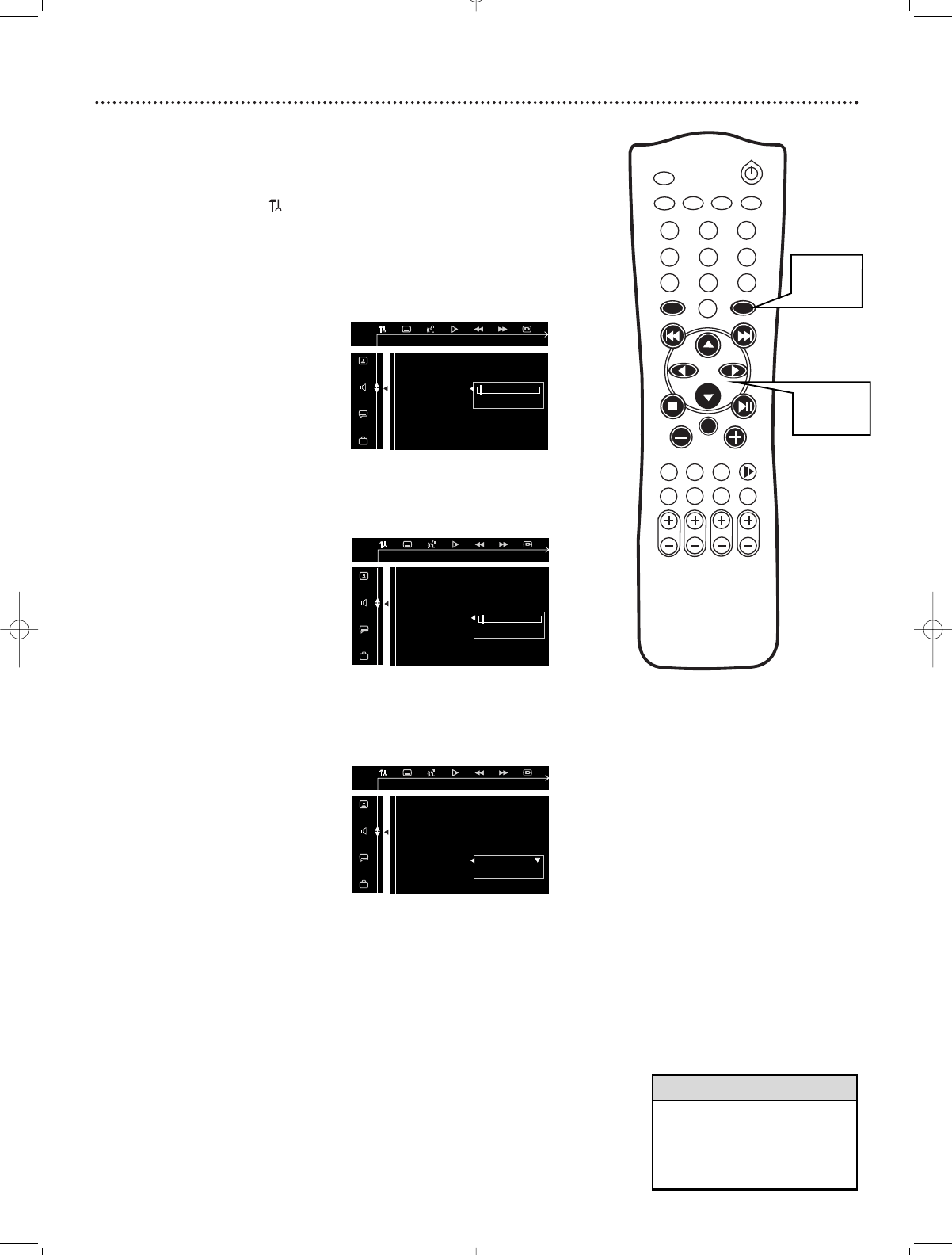 Page 31 of Magnavox DVD Player MRD-200 User Guide