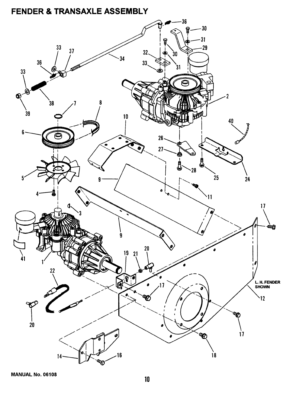 Page 14 of Snapper Lawn Mower HZS14380BVE User Guide