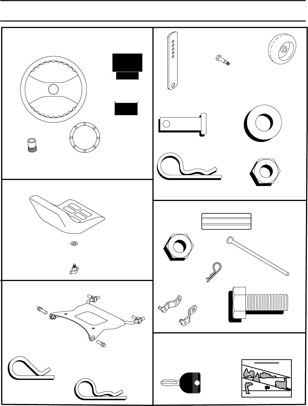 Page 5 of Poulan Lawn Mower 184314 User Guide