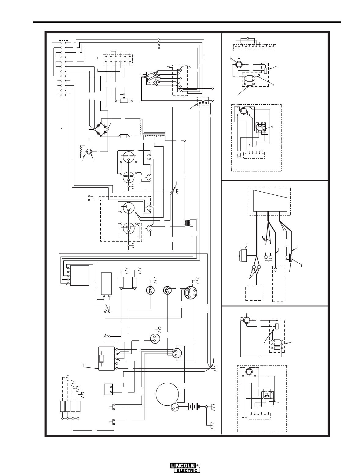 Lincoln Ac 225 220v Tombstone Michaelieclark S Wiring Diagram Attractive Festooning Electrical System Electric