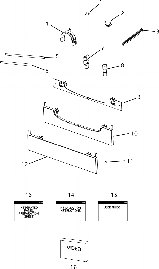 Page 26 of Fisher & Paykel Dishwasher DD603I User Guide