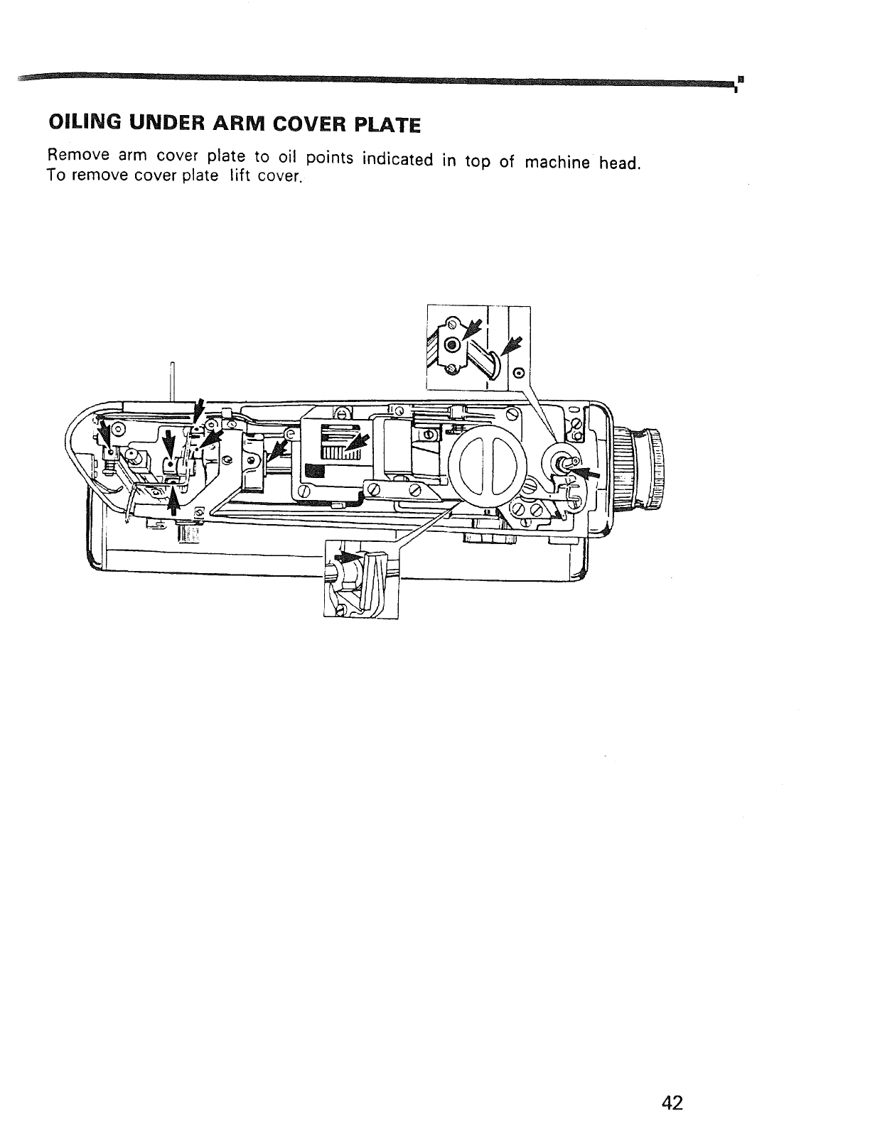 Page 43 of Kenmore Sewing Machine 1045 User Guide