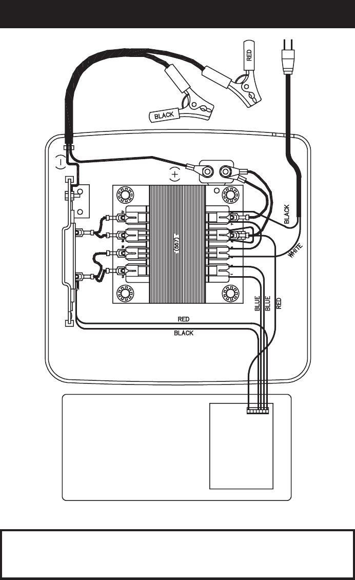 Page 16 of Sears Battery Charger 200.71224 User Guide