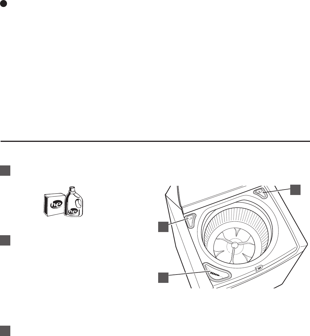 Page 5 of Whirlpool Washer W10405144B User Guide