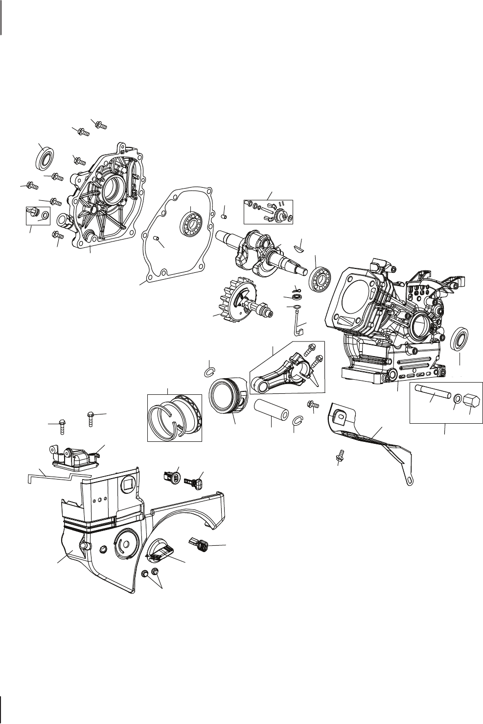 Page 24 of MTD Snow Blower 600-Series User Guide