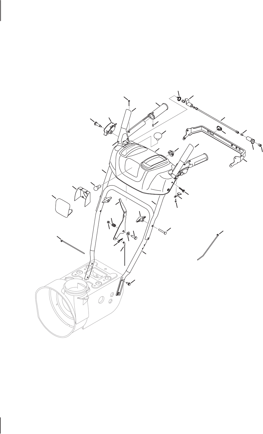 Page 6 of MTD Snow Blower 600-Series User Guide