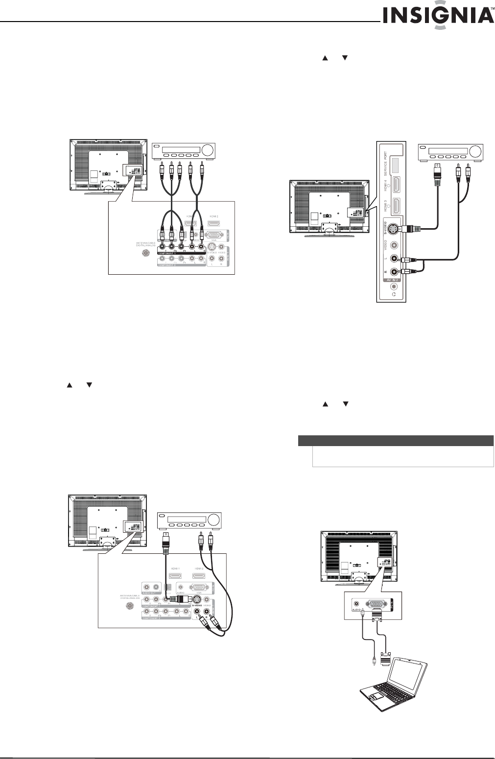 Page 17 of Insignia Flat Panel Television NS-L322Q-10A