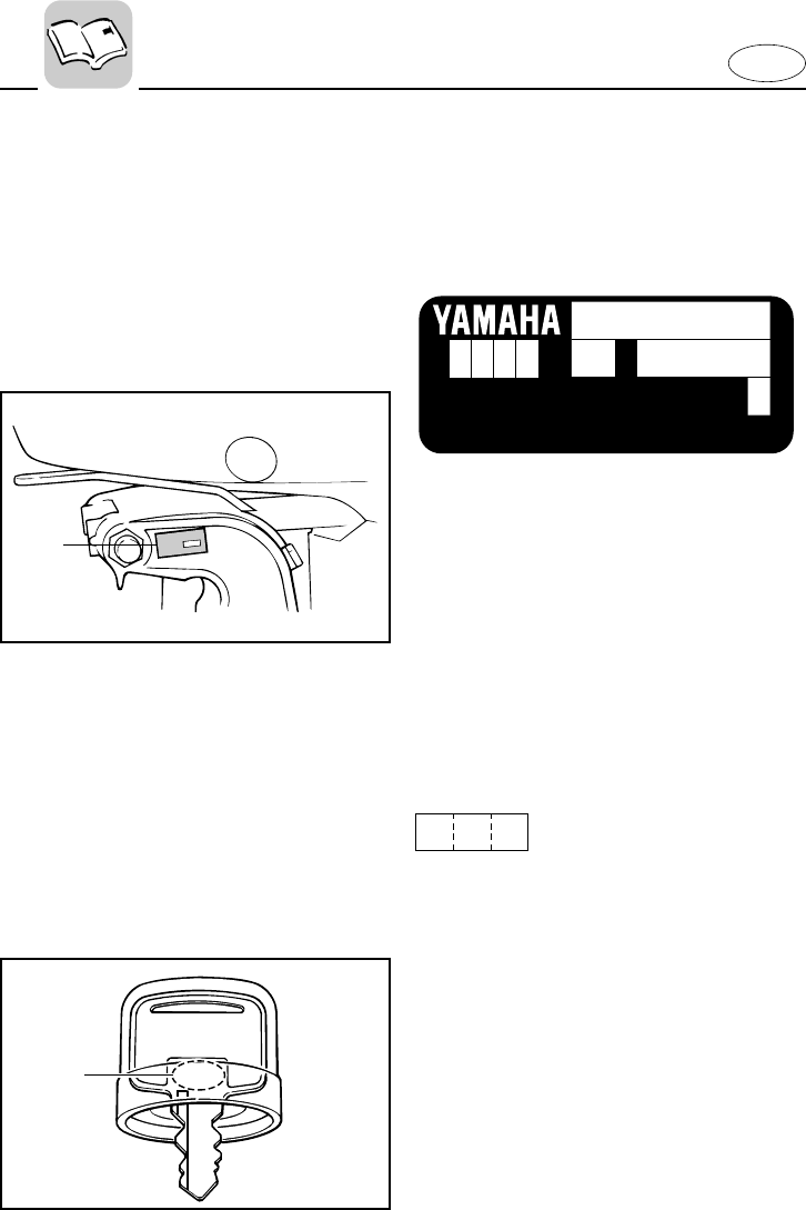 Page 8 of Yamaha Outboard Motor 90B User Guide