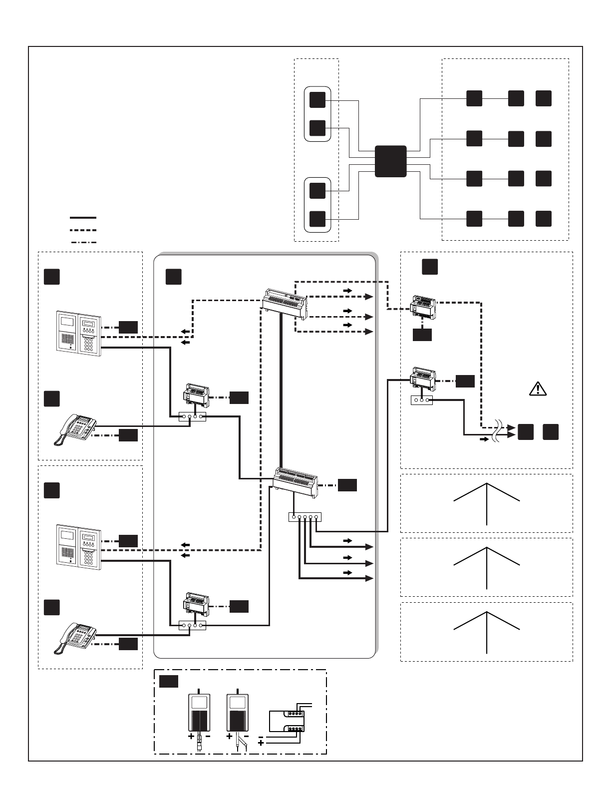 Page 8 of Aiphone Intercom System GH series User Guide