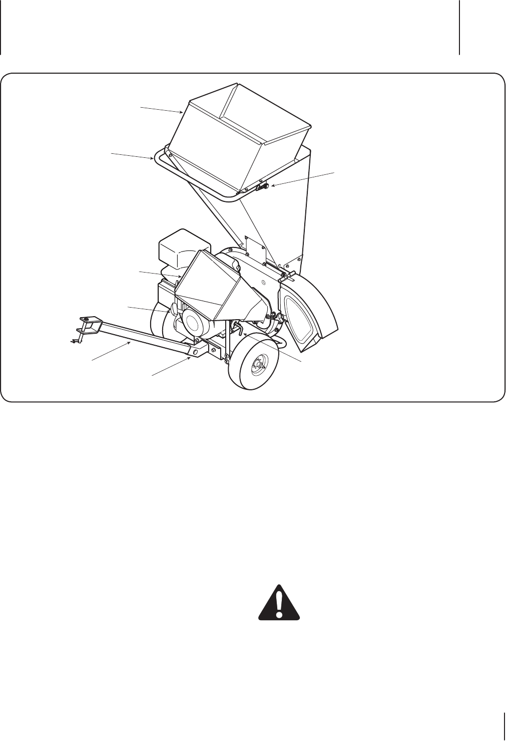Page 9 of Cub Cadet Chipper cs3310 User Guide