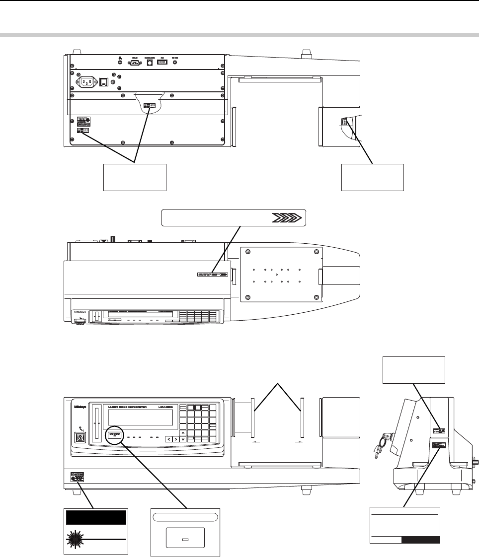 Page 5 of Mitutoyo Microscope & Magnifier LSM-9506 User