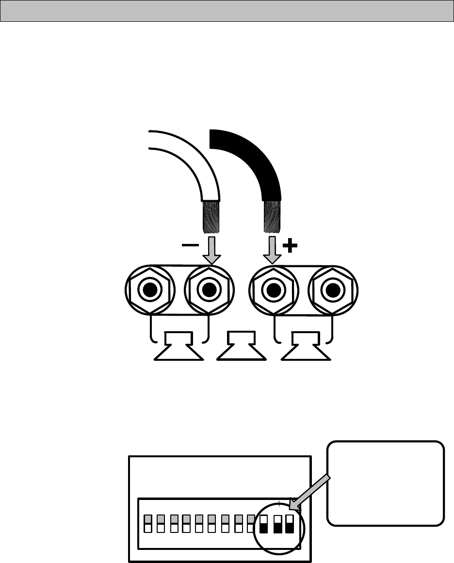 Page 15 of Wharfedale Stereo Amplifier S-1500 User Guide