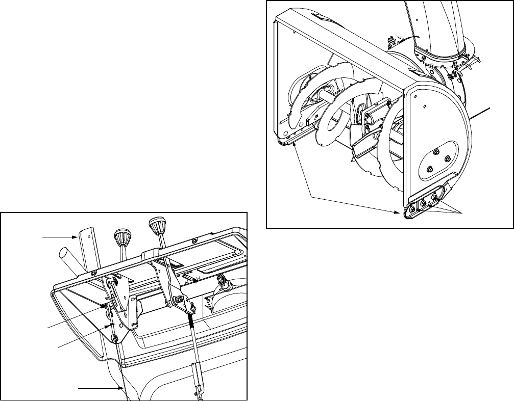 Page 6 of White Outdoor Snow Blower 850W User Guide