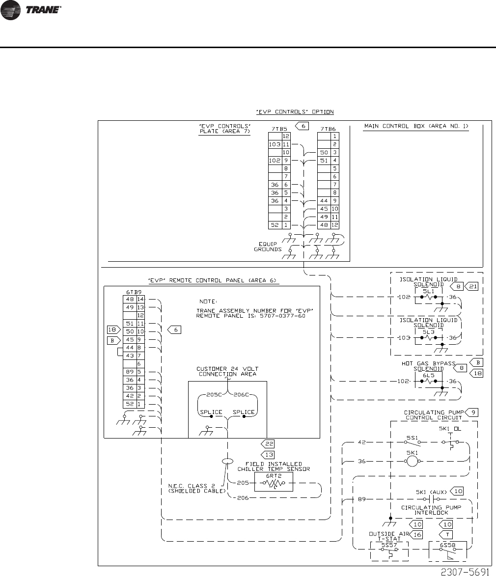 Trane Thermostat Wiring Diagrams Periodic Tables Trane Heat Pump ...